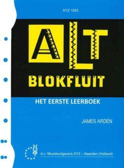 Altblokfluit 1 James Arden