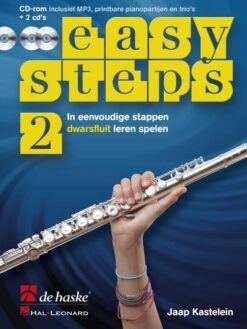Easy Steps 2, Dwarsfluit