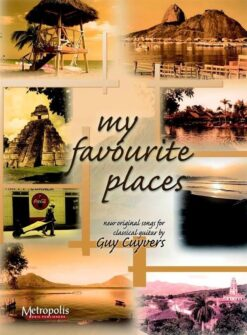 Guy Cuyvers; My Favourite Places