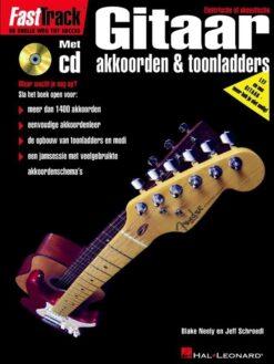 FastTrack - Gitaar Akkoorden en Toonladders (NL)