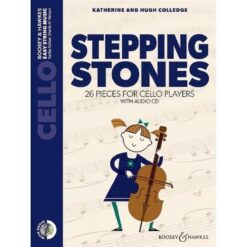 Stepping Stones (+CD)