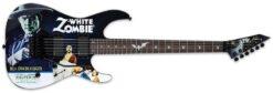 ESP LTD KH-WH Kirk Hammett White Zombie