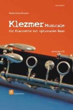 Klezmer Musicale für Klarinette