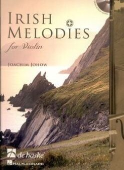Irish Melodies for Violin