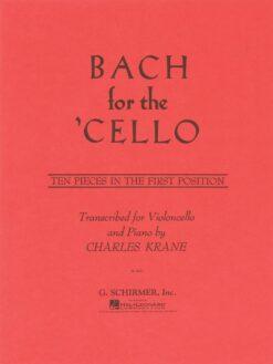 J.S. Bach For The Cello