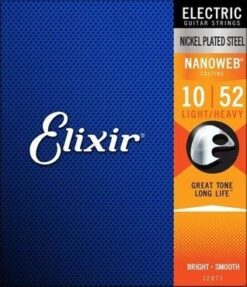 Elixir Nanoweb 12077 Light-Heavy